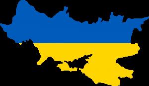 Ukraine-Flag-Map-Wallpaper